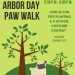 Arbor Day Paw Walk
