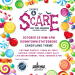 Zaxby's Scare on the Square in Downtown Statesboro